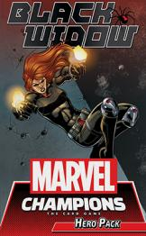 Marvel Champions: The Card Game – Black Widow