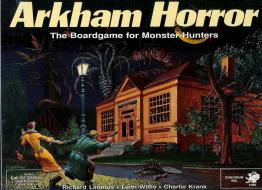 Arkham Horror (First Edition)