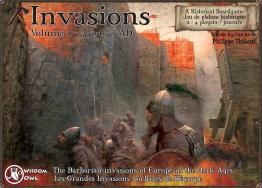 Invasions volume 1 - 350-650 AD