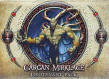 Descent: Journeys in the Dark (Second Edition) – Gargan Mirklace - obrázek