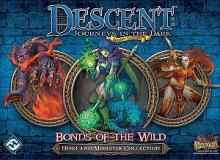 Descent: Journeys in the Dark (Second Edition) - Bonds of the Wild - obrázek