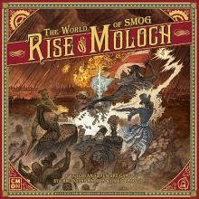 World of Smog, The: Rise of Moloch - obrázek