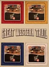 Great Western Trail: The Eleventh Building Tile - obrázek