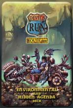 Devil's Run: Route 666 - Environmental and Personal Agenda Deck - obrázek