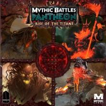 Mythic Battles: Pantheon - Rise of the titans  - obrázek