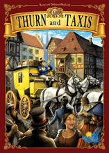 Thurn and Taxis - obrázek