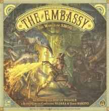 World of SMOG: Rise of Moloch – Embassy, The