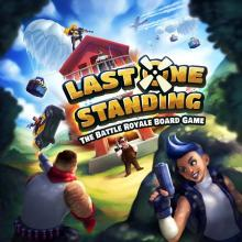 Last One Standing: The Battle Royale Board Game