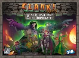 Clank! Legacy: Acquisitions Incorporated - obrázek