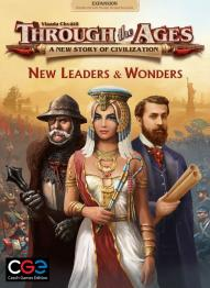 Through the Ages: A New Story of Civilization - New Leaders and Wonders
