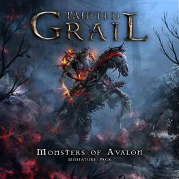 Tainted Grail: The Fall of Avalon - Monsters of Avalon
