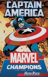 Marvel Champions: The Card Game – Captain America