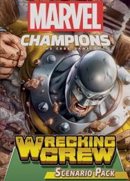Marvel Champions: The Card Game – The Wrecking Crew